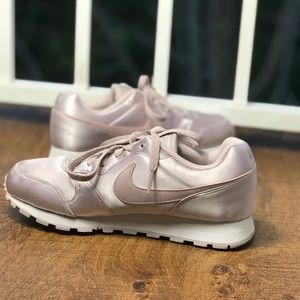 3ad48131b4459 Nike Shoes - NWT Nike MD Runner 2 Arctic Pink Satin WMNS